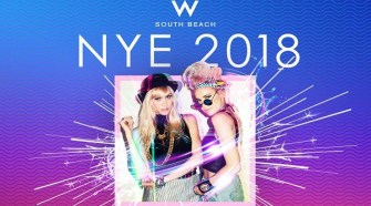 WET Pool at W South Beach Announce Nervo To Headline NYE 2018 Festivities