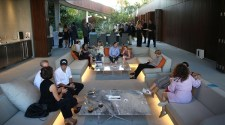 Private Dinner at 4567 Pine Tree Drive With Surface Magazine