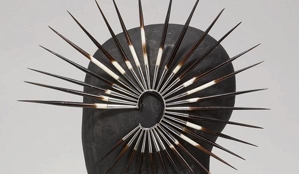 Shaun Leane Porcupine Quill Ear rings