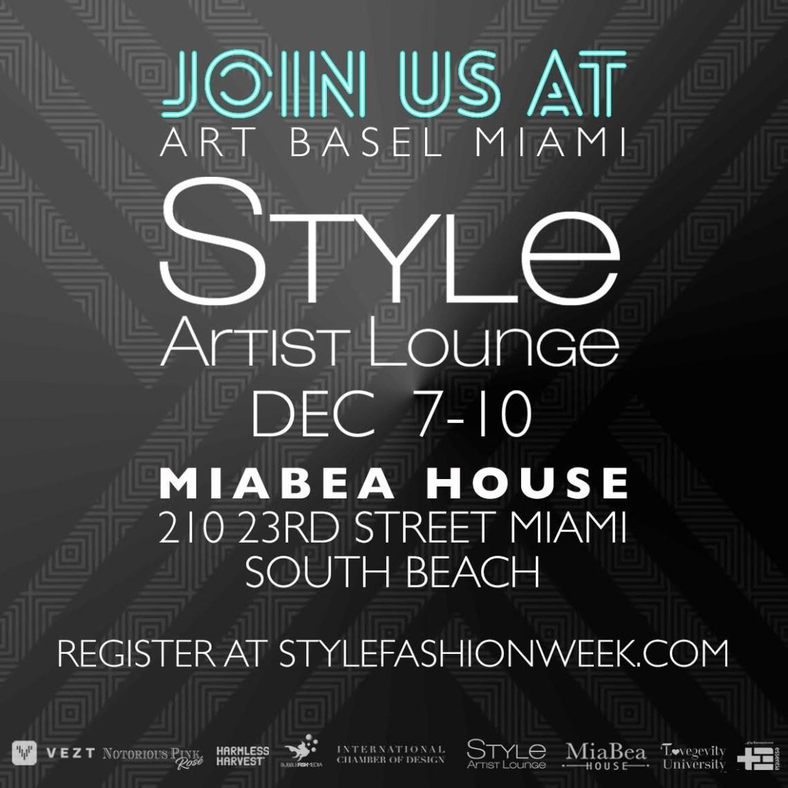 Style Artist Lounge