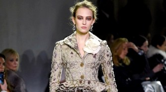 Brock Collection Fall Winter 2018 Womenswear at New York Fashion Week
