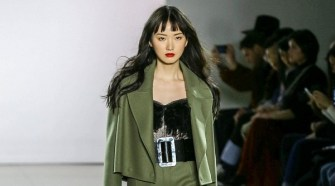Taoray Wang NYFW Fall Winter Runway Show 2018 Womenswear Collections
