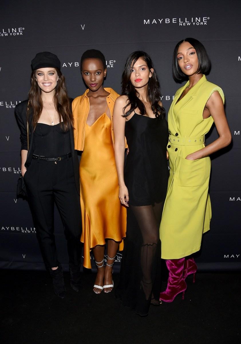 Maybelline New York x V Magazine Party