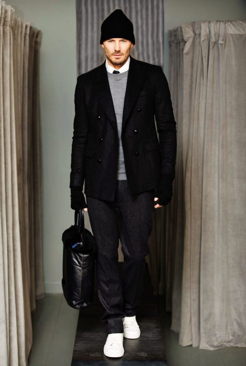 STEPHEN F FALL WINTER 2018 COLLECTION GOES EVERGREEN