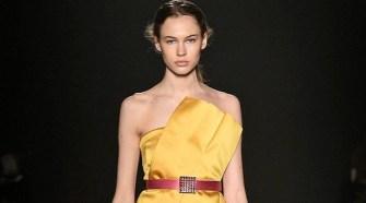 Lanvin Fall Winter Womenswear Paris Fashion Week 2018