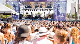 SUNFEST 2018 ENTERTAINMENT SCHEDULE