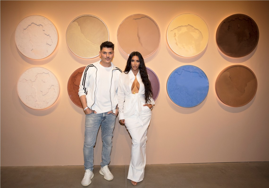 KKW BEAUTY WESTFIELD CENTURY CITY POP-UP