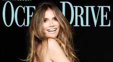 Ocean Drive Magazine Celebrates Swim Issue with Heidi Klum and Heidi Klum Swim at Kimpton Surfcomber Hotel in South Beach