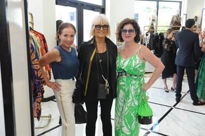 Theresa Herrera Epstein, Barbara Hulanicki, and Petra Mason