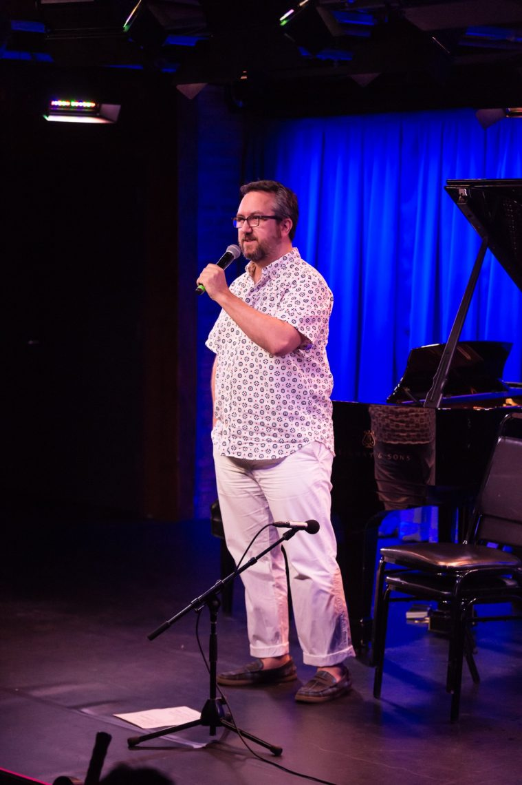 John Charniski (Moth StorySLAM)
