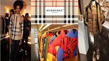Afternoon Tea With Burberry & Sean Michael Frazier