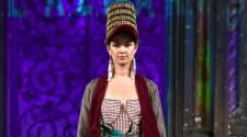 AMAL AZHARI At New York Fashion Week Powered By Art Hearts Fashion NYFW