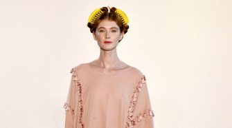 Marcel Ostertag Spring Summer 2019 At New York Fashion Week