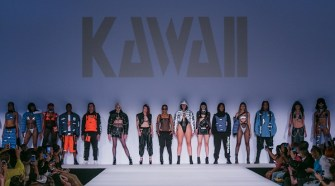 SHAY KAWAII Showcased SS'19 Designs at Style Fashion Week New York