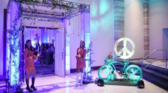 InterContinental® Miami Make-A-Wish® Ball Hosts its Annual Kickoff Party with Summer of Love Theme
