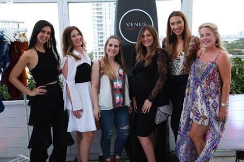 Jillian DePalma, Jessica Morgan, Cara Forst, Wesley Ronzino, Victoria Paulsen, & Kerry O'Neill