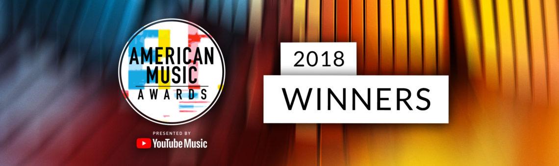 American Music Awards 2018 Winners List 3