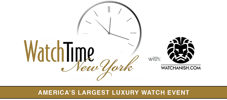 WatchTime New York 2018 Wraps Up After Another Record Year