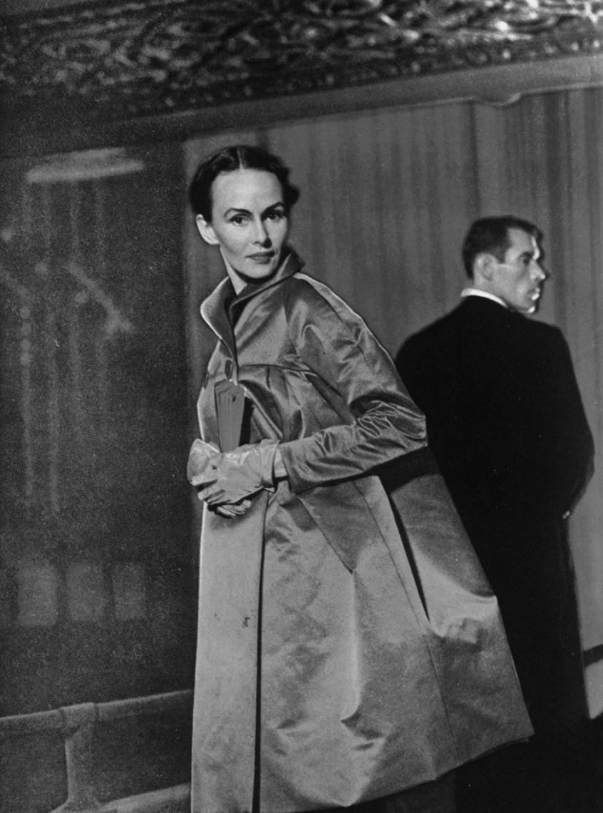 Charles James coat