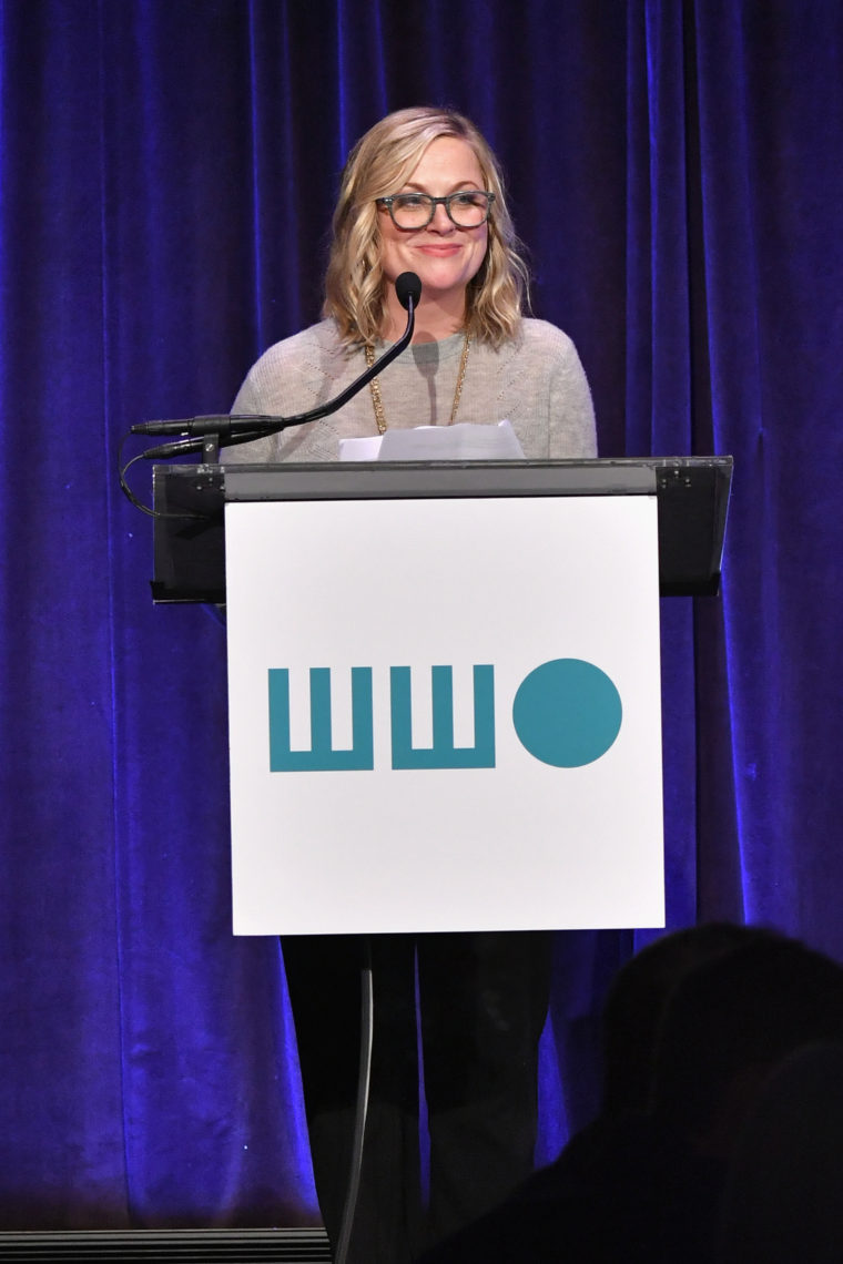 Amy Poehler attends the Worldwide Orphans 14th Annual Gala 2
