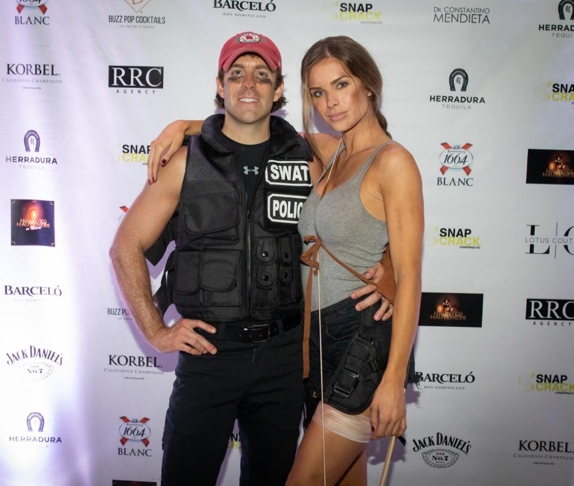 Ben Wilson & Brittany Harvey