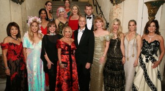 The Enchanting Vizcaya Ball Thrills with East Meets West-Inspired Event