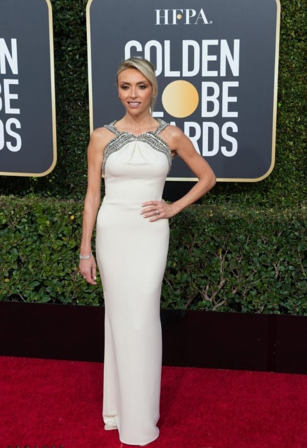 THE GOLDEN GLOBE AWARD ARRIVALS & RED CARPET
