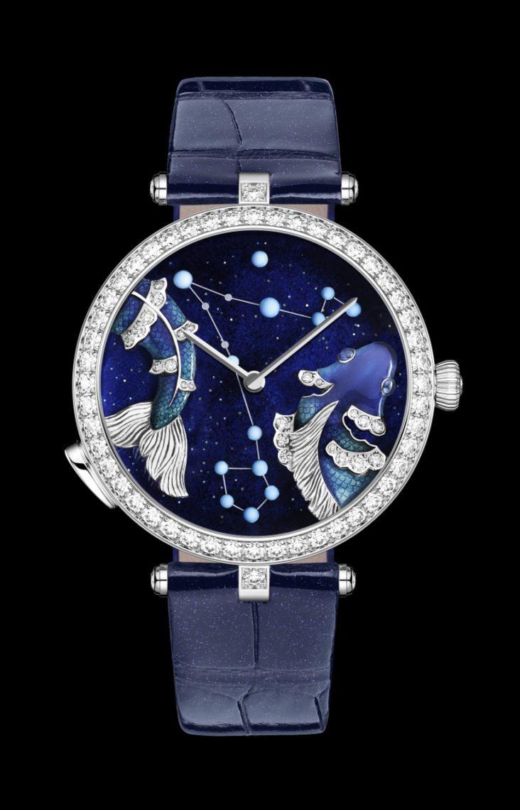 Lady Arpels Zodiac Lumineux Pisces