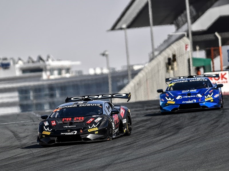 Lamborghini Super Trofeo Middle East Dubai 4
