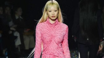 Sies Marjan Fall Winter 2019 Womenswear at New York Fashion Week