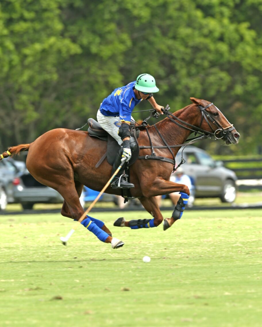 The second match was a crucial must-win game that saw Park Place defeat La Indiana 9-7. ©Alex Pacheco