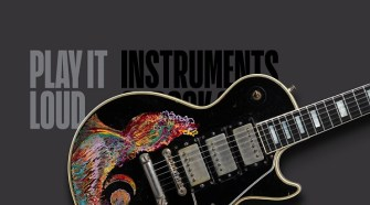 Groundbreaking Exhibition Showcasing Iconic Instruments of Rock & Roll to Open at The Met