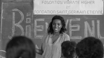 VIBRATE HIGHER LAUNCHES WOMEN'S HEALTH DAY SERIES IN HAITI