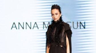 ANNA MORGUN Couture Runway Baku Fashion Expo 2019
