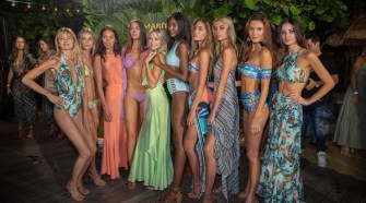 Maritima Hosts Miami Swim Week's Hottest Kick-off Sunset Beach Party