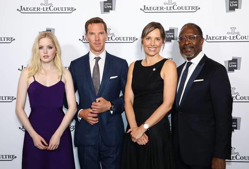 Ellie Bamber, Benedict Cumberbatch, Catherine Rénier, Clarke Peters