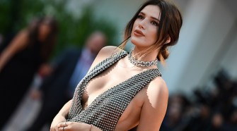 "Actress Bella Thorne dazzled in Avakian Fine Jewellery at the 76th Venice Film Festival for the screening of ""Joker"""