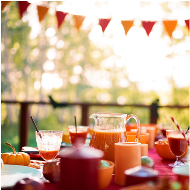 7 Tips for Hosting an Outdoor Fall Party