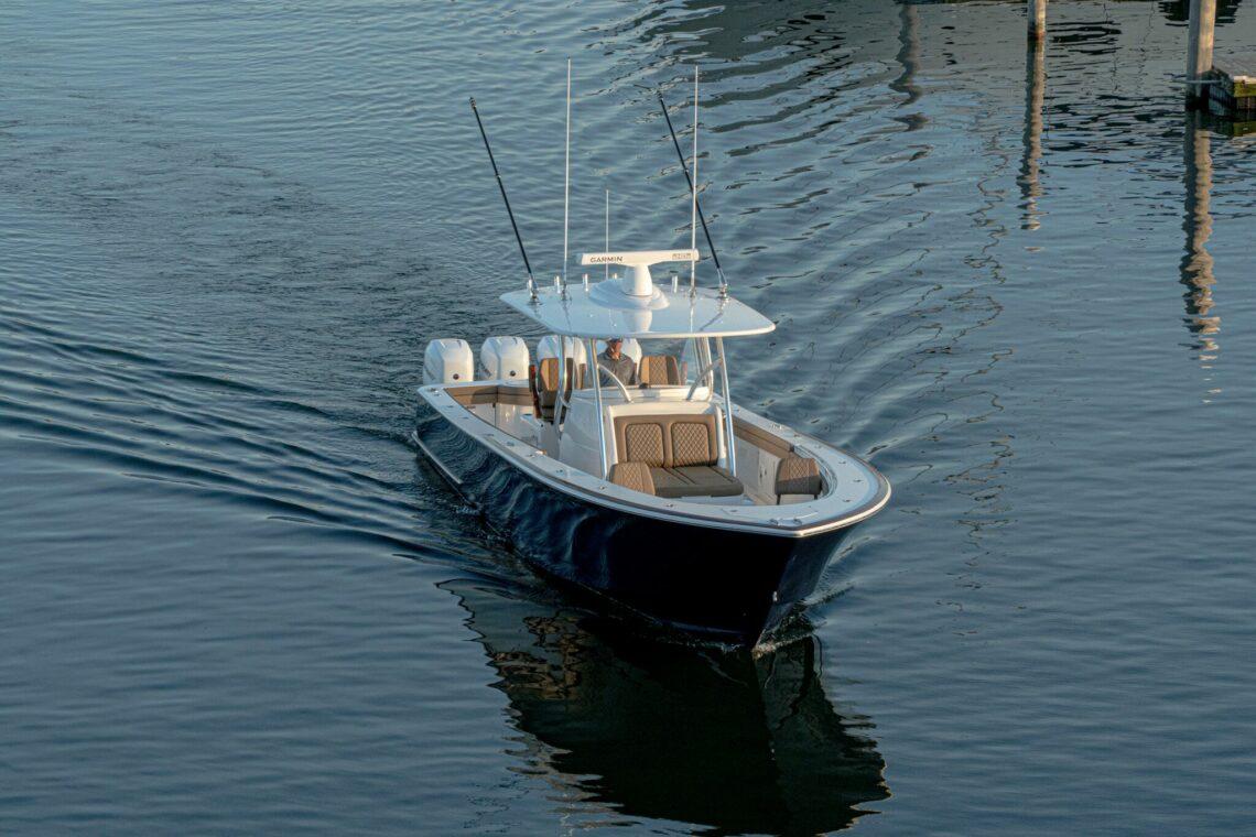 Viking Yachts V41