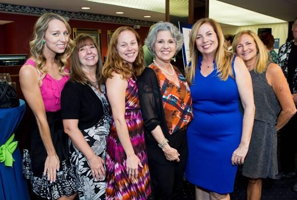 Amy McDonald, Debbie Journell, Stacey Ziegler, Ellen Fischer, Julie Valent and Shari Lynn