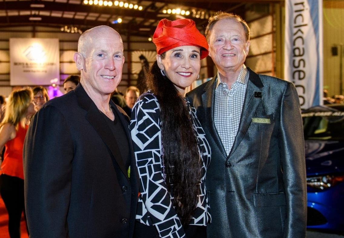Brian Quail, President & CEO of The Boys & Girls Clubs of Broward_ Rita & Rick Case