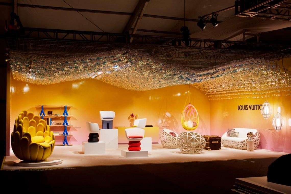 Louis Vuitton presents Louis Vuitton Objets Nomade