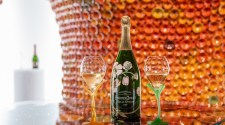 First look at Perrier-Jouet's installation at Design Miami