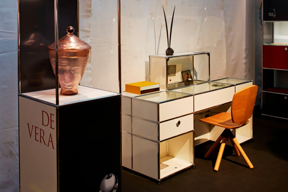 USM Modular Furniture presents On Display with de Vera