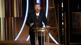 Ricky Gervais Golden Globes Opening Monologue 2020