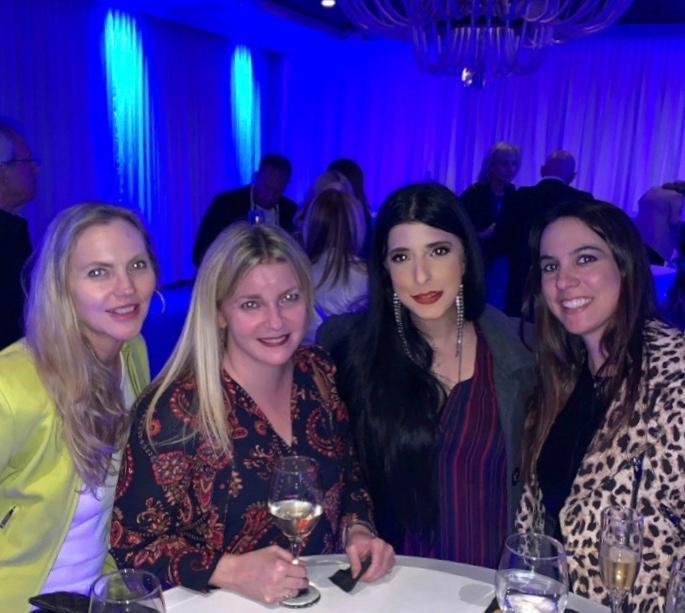 Teena Edwards, Sunny Fraser, Sobia Awan & Lucy Alomodovar