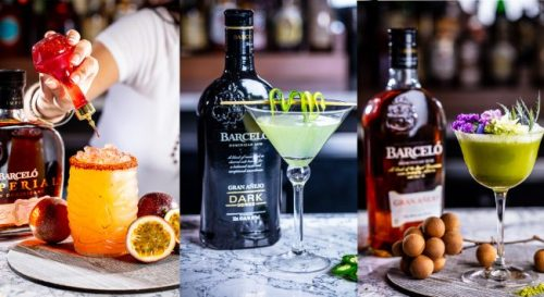 Enjoy Ron Barcelo Cocktails while staying at Home