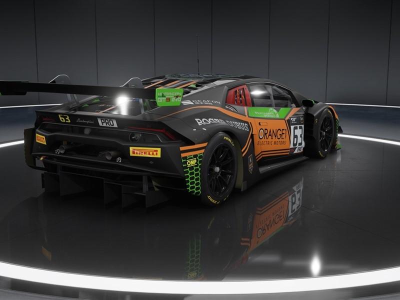 Lamborghini Huracan GT3 Evo - Assetto Corsa Competizione 2