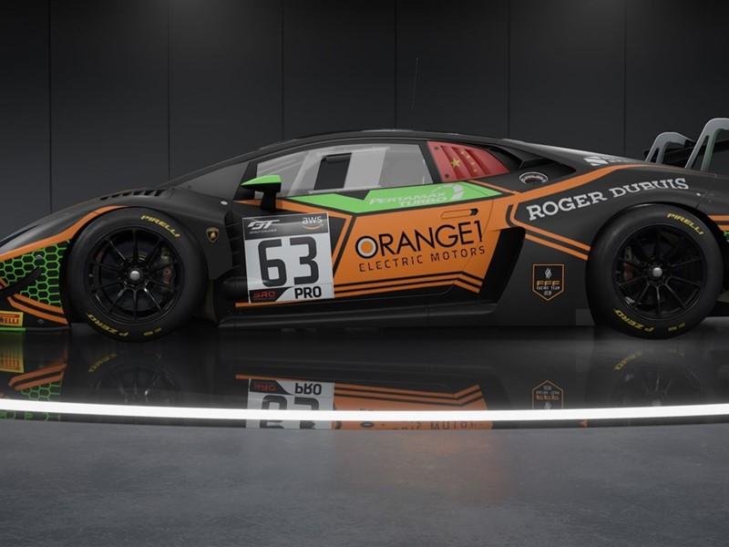 Lamborghini Huracan GT3 Evo - Assetto Corsa Competizione 3