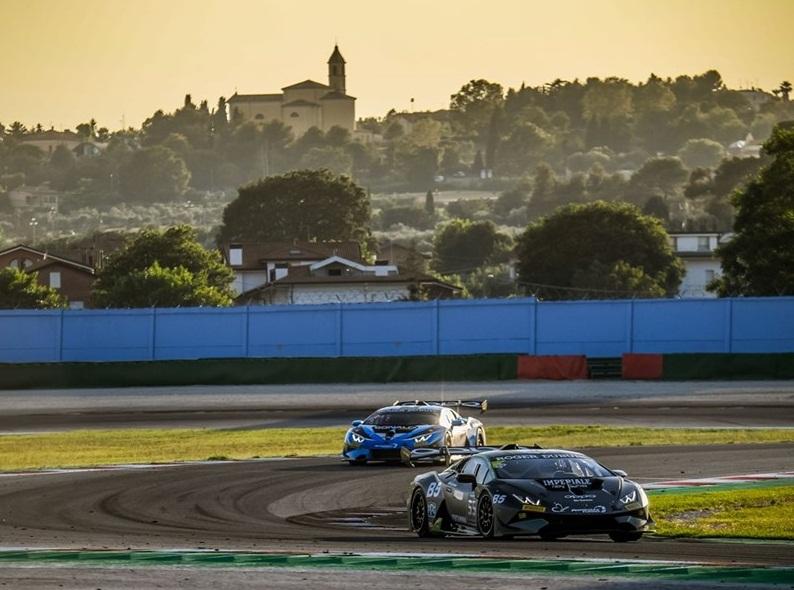 Lamborghini Super Trofeo Europe 4